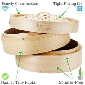 Purchasing A Bamboo Steamer Online